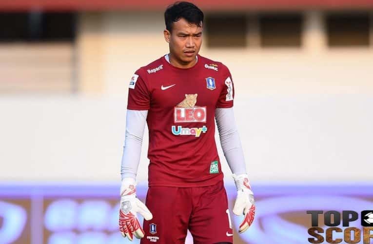ฉัตรชัย บุตรพรหม ที่ทำสถิติการรับบอลเก่งที่สุดในประเทศไทย