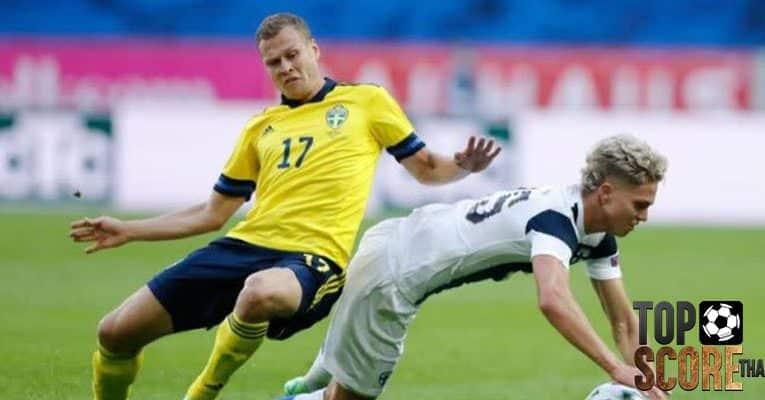 ไฮไลท์ฟุตบอล สวีเดน – อาร์เมเนีย