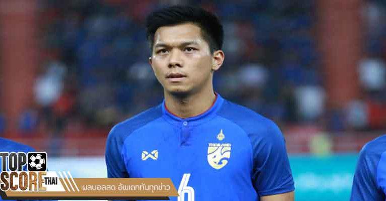 """""""พรรษา"""" คอนเฟิร์ม ฟิตพร้อมเล่นในแนวรับ ทีมชาติไทย"""